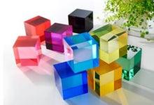 のはら のブログ-カラーキューブ