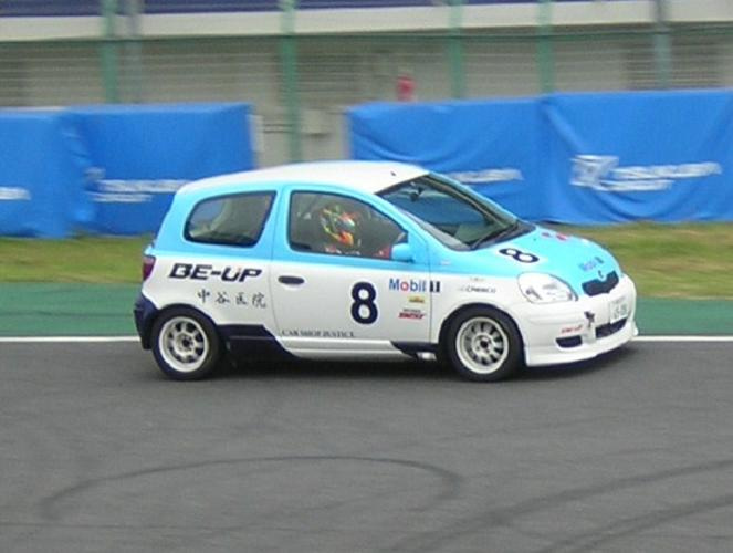 Vitz8号車