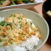 しらす納豆の画像