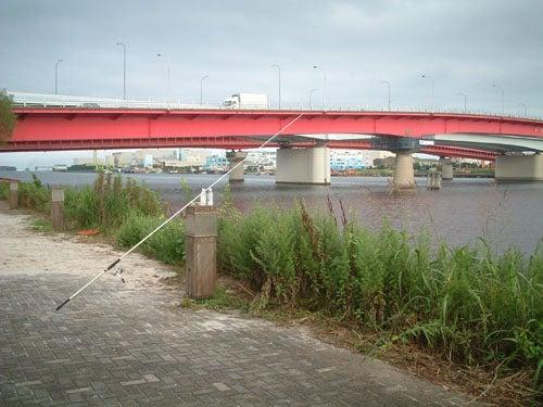 外道大王の釣行記-東海埠頭公園で投練(^○^)