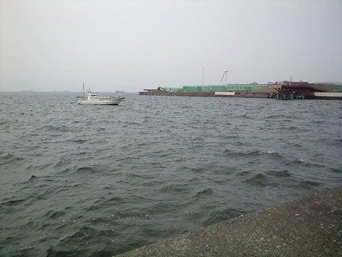 外道大王の釣行記-漁師の船が目の前で・・・