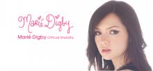 マリエ・ディグビー Marie Digby オフィシャルブログ「MARIE DIGBY」Powered by Ameba-HPバナー090621