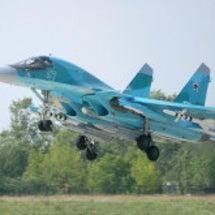ロシア Su-34戦…