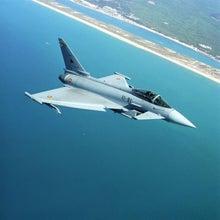 M-Cubed I 出張所-スペイン空軍のタイフーン戦闘機