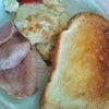 朝食?!の画像