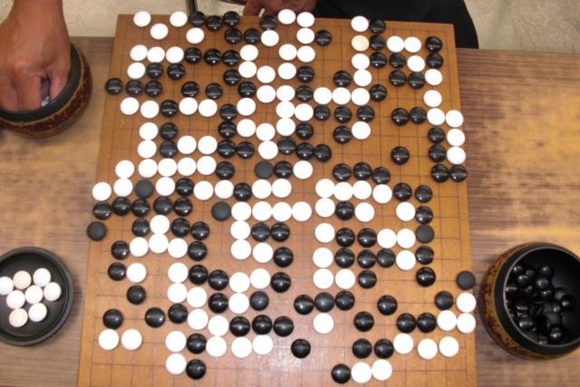 ヘボ碁でも囲碁は楽しい | 清流のブログ