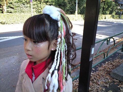 蒼のうた☆avex artist academy&DanceMaster student,キッズダンス 髪型
