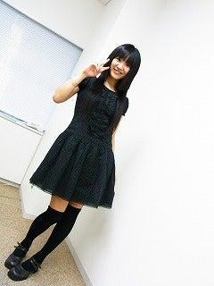 新谷良子オフィシャルblog 「はぴすま☆だいありー♪」 Powered by Ameba-衣装ですよぅ♪