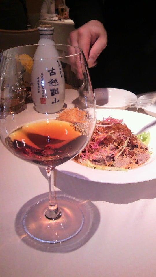 スーツァン 名古屋 紹興酒
