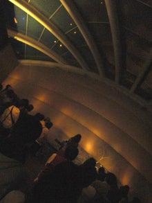 おかずブログ-ZONAでのチャペル・コンサート
