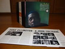 ジョン・コルトレーン John Coltrane-インパルスのダブル・ジャケット1