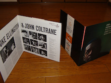ジョン・コルトレーン John Coltrane-Ballads and Ellingotn 2