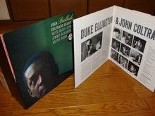 ジョン・コルトレーン John Coltrane-インパルスのダブル・ジャケット2