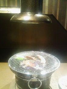 ニコタマ定食-七輪の炭火焼き