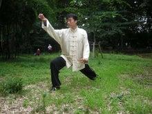 中国武術・横浜武術院のblog-伝統華侘五禽戯 虎戯