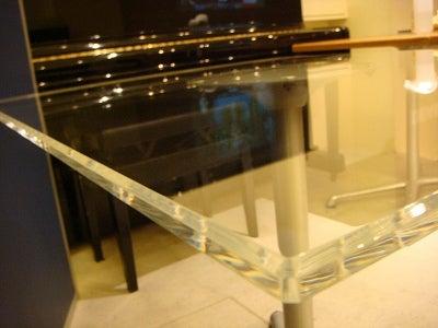 +++プラスチック思考+++-テーブル天板2