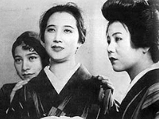 乙女ごころ三人姉妹(1935)   悪...
