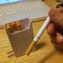 電子タバコ導入。