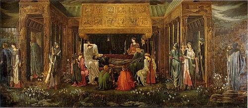 REMOVE The Last Sleep of Arthur in Avalon  Museo de Arte de Ponce
