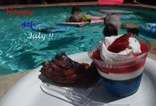 Living In Los Angels-july4th