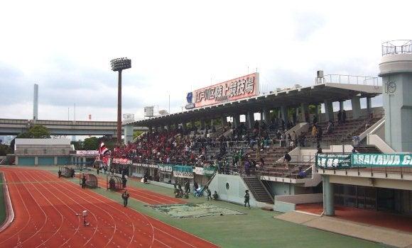 Re:ReysoL~バックスタンドから~江戸川区陸上競技場