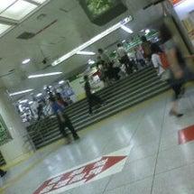 東京駅〜(´∀`)