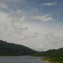 群馬県野反湖のノゾリ…