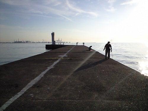 外道大王の釣行記-先端はルアーマンとヘチ釣り