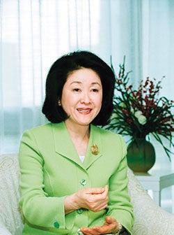 夫人 麻生 太郎