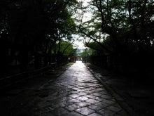 かっちゃんの日記-上野東照宮