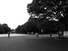 かっちゃんの日記-上野公園の中心