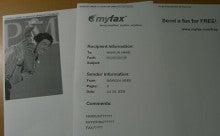 バンザイ!! デジタル新製品!!~デジモノたちに首ったけ~-myfax2