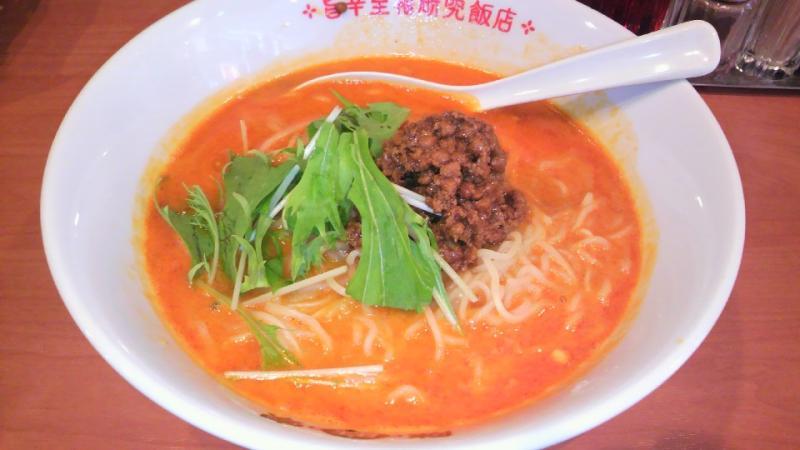 陳麻屋 坦々麺