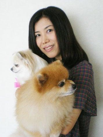 漫画家の犬たち-家族の肖像