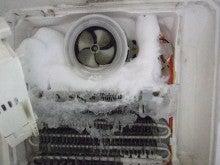 人生レベルは2-冷蔵庫の霜