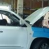 ランクル レーダー・キセノン&セルシオ エアサスコントローラー取付    スカイロード★の画像