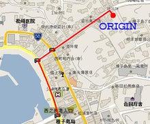 RONINのブログ-origin map