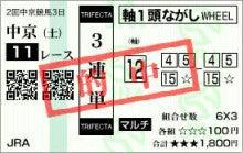 海外から日本競馬制圧を目論むBERA-anという男のBlog-08年最高配当.JPG