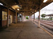 かっちゃんの日記-横川駅
