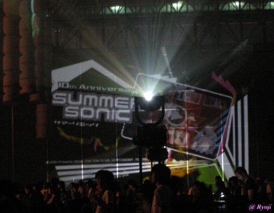∞最前線 通信-summer sonic
