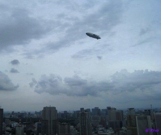 ∞最前線 通信-飛行船