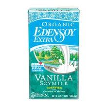 cinnamon log-soymilk vanilla