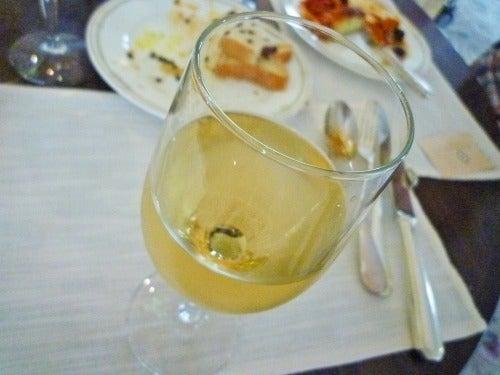酒リーマンのフードライフat京都-白ワイン