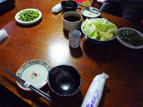 酒リーマンのフードライフat京都-テーブル