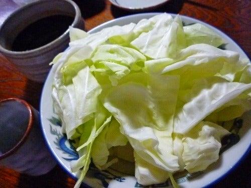 酒リーマンのフードライフat京都-キャベツ