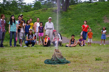 明るく楽しい火山学習会