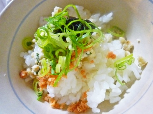 酒リーマンのフードライフat京都-お茶漬け