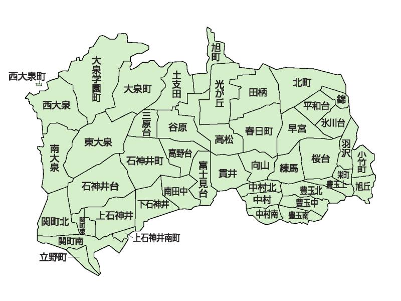 中新井村・中村 | 円周率近似値...