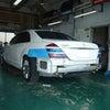 メルセデスベンツ S550  セキュリティ取付。     スカイロードの画像