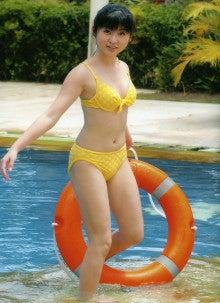桜木睦子さんの水着